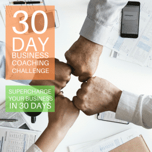 30 day business coaching challenge with Marc Ford Business Coach in Leicester