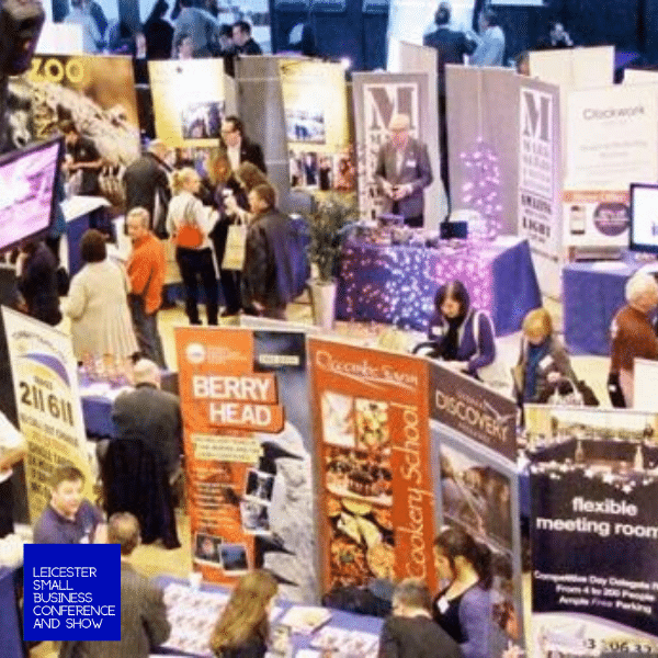 Leicester Business small business show and conference