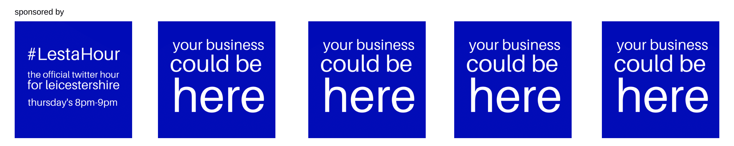 Leicestershire small business conference and show