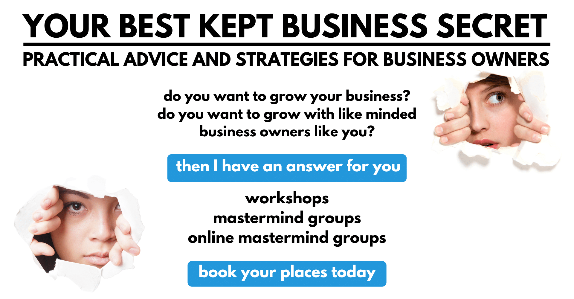 mastermind groups and workshops for business owners with Marc Ford business coach in leicester, Leicestershire, East Midlands