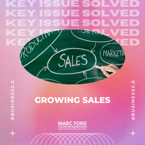 Your Business 2.0 - Growing Sales