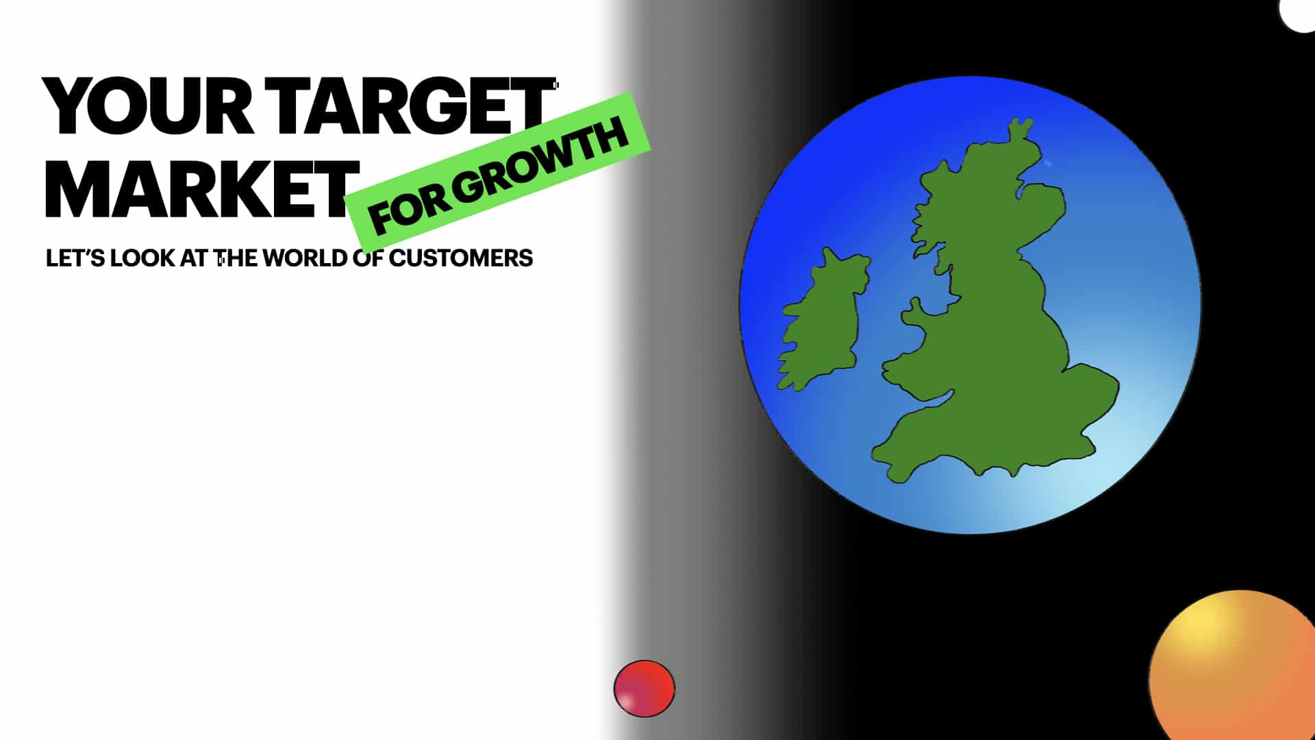 small business target market process by Marc Ford business coach