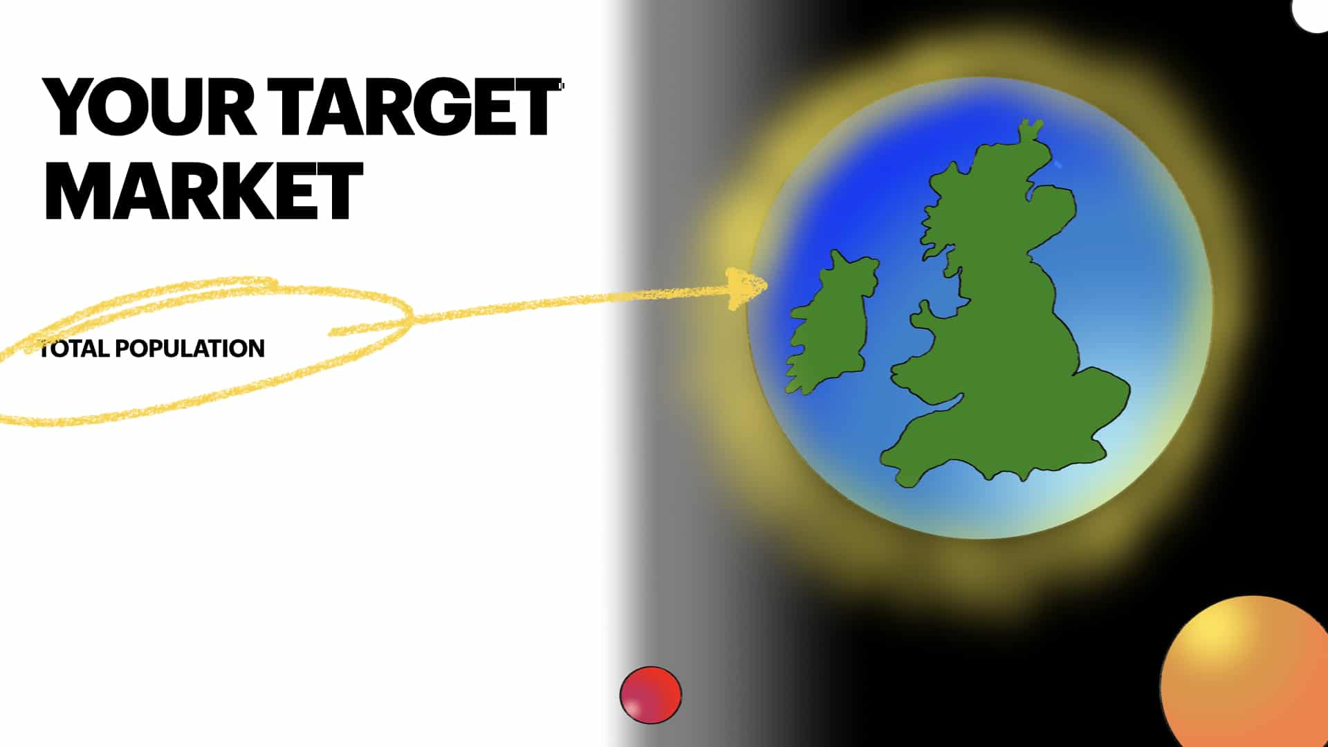 your target market in small business - by Marc Ford MBA