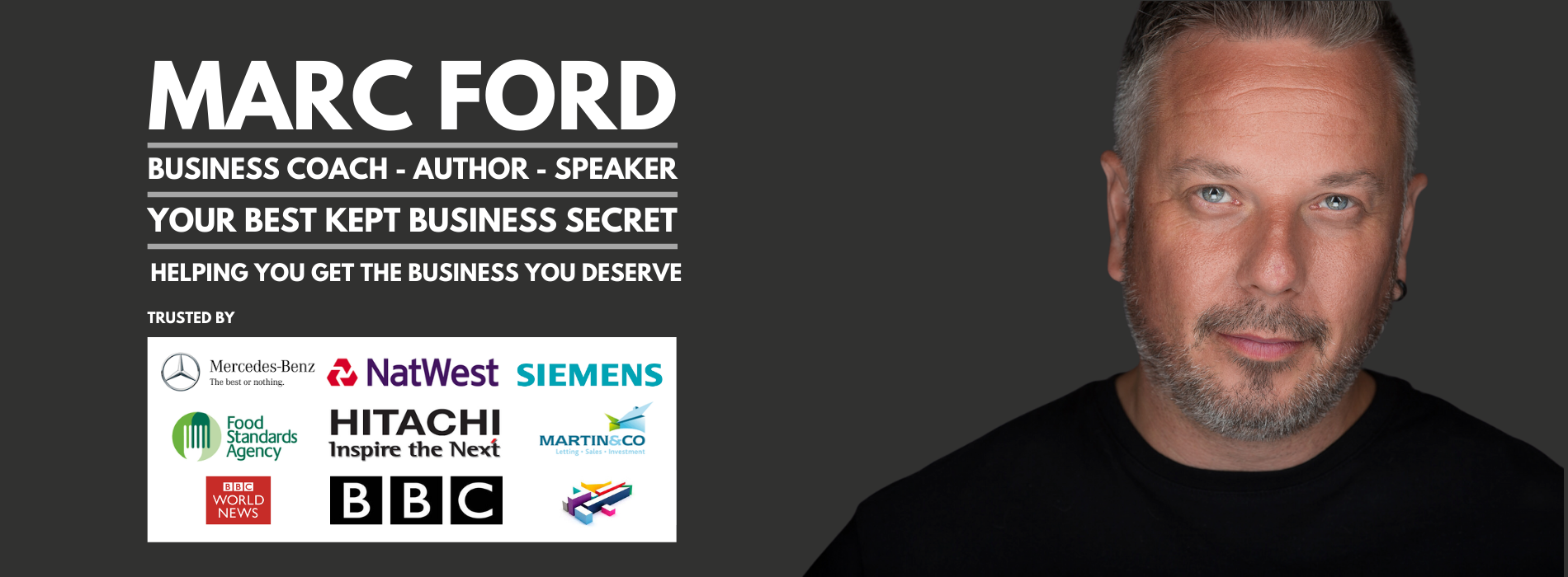 Picture of Marc Ford Business Coaching, Helping You Get The Business You Deserve, Business Coach