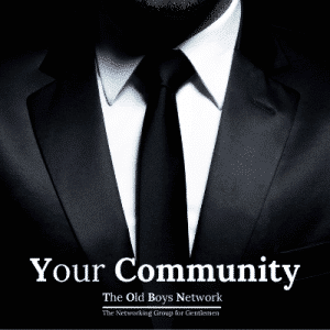 3The Old Boys Network - Networking for Gentlemen in Business in Leicester